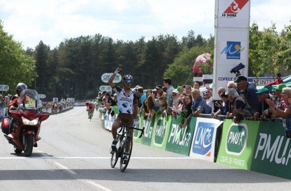 Alexis Vuillermoz remporte le 39 ème « Grand Prix de Plumelec-Morbihan » !...