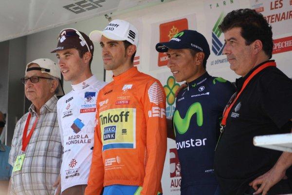 Alberto Contador remporte la 39 ème « Route du Sud » !...