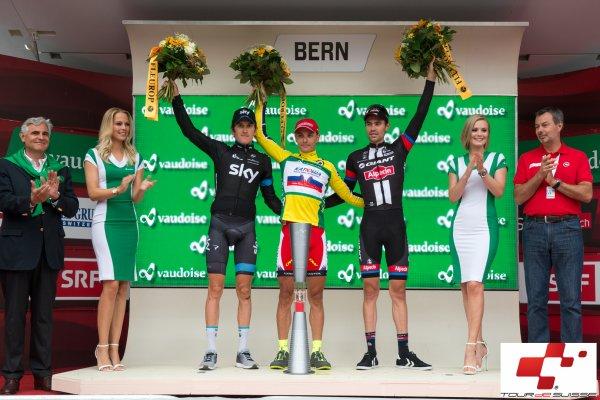 Simon ¦pilak remporte le 79 ème Tour de Suisse !...
