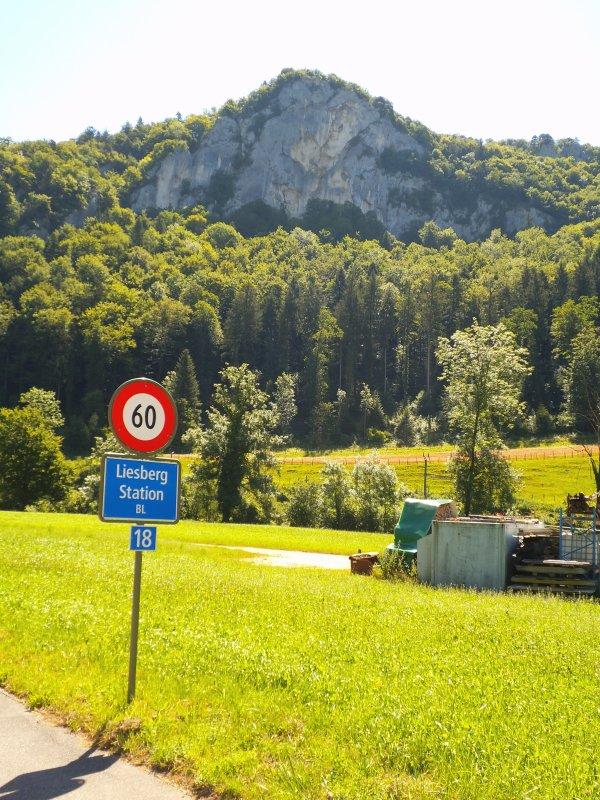 Contre-la-Montre Individuel Liesberg - Delémont - Liesberg, à Liesberg, en Suisse !...