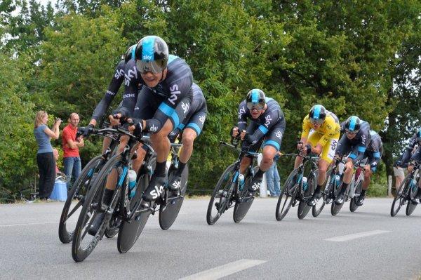 102 ème Tour de France : Le bilan au soir du dimanche 12 juillet 2015, fin de la première semaine de course !...
