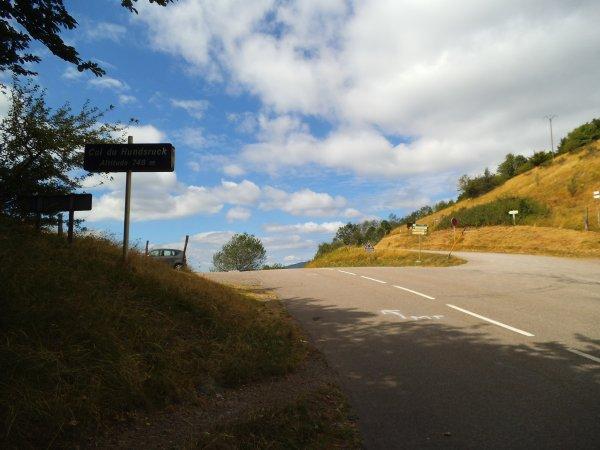 19 ème Montée du Floridor - Col du Hundsruck (FSGT), à THANN !...