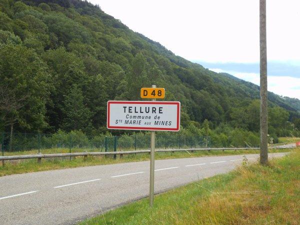 3 ème Grimpée Tellure - Haicot (FSGT), à TELLURE / SAINTE-MARIE-AUX-MINES !...