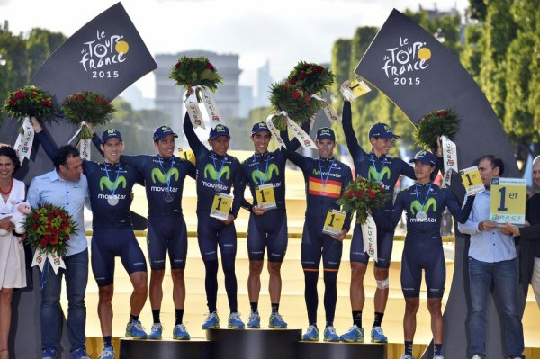 102 ème Tour de France : Le bilan au soir du dimanche 26 juillet 2015, fin de la troisième et dernière semaine de course !...