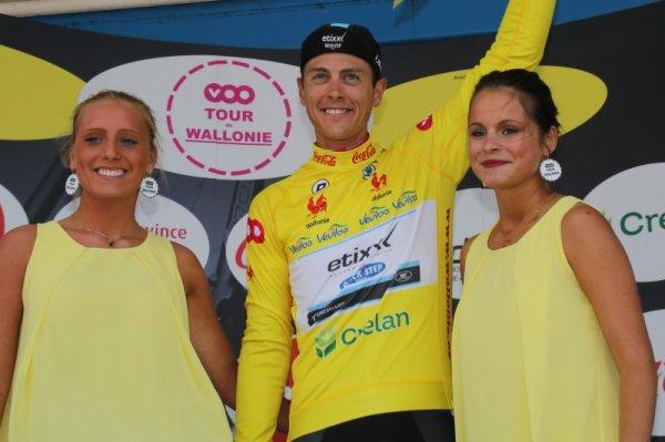 Niki Terpstra remporte le 42 ème Tour de Wallonie !...