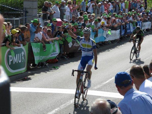 Oliver Naesen remporte la 36 ème Polynormande