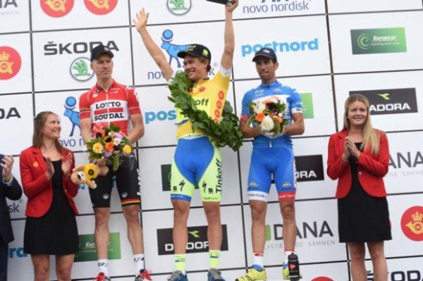 Christopher Juul Jensen remporte le 25 ème Tour du Danemark !...