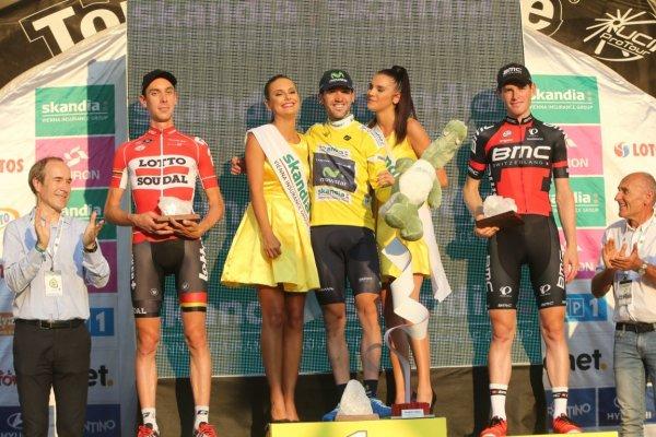 Ion Izagirre remporte le 72 ème Tour de Pologne !...
