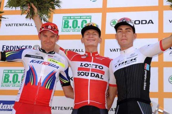 André Greipel remporte la 20 ème Vattenfall Cyclassic !...
