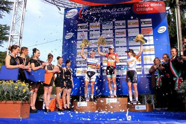 Elizabeth Armitstead remporte le 40 ème Trofeo Alfredo Binda Féminin !...