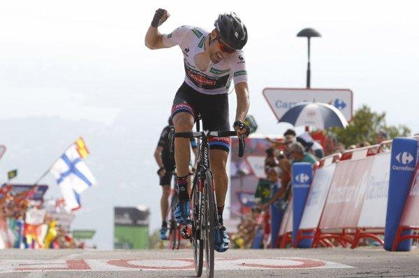 70 ème Tour d'Espagne : Le bilan au soir du dimanche 30 août 2015, fin de la première semaine de course !...