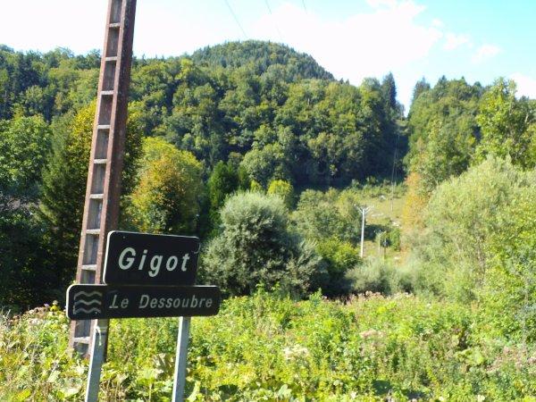 Prix de Gigot / Test Chronométré Gigot - Montbéliardot, dans le Doubs (FFC) !...