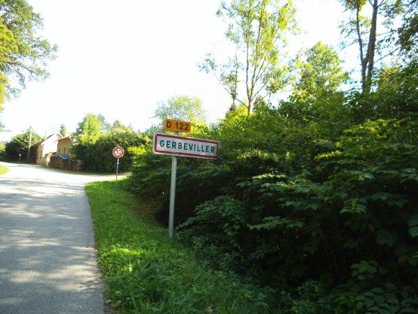 Championnat Régional de Lorraine UFOLEP de Contre-la-Montre Individuel, à Gerbéviller, en Meurthe-et-Moselle (UFOLEP) !...