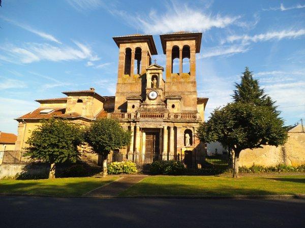 Images de Meurthe-et-Moselle : La Chapelle dite « Palatine » !...