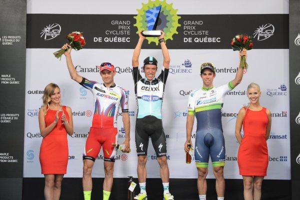 Rigoberto Urán remporte le 6 ème Grand Prix Cycliste de Québec !...