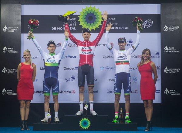 Tim Wellens remporte le 6 ème Grand Prix Cycliste de Montréal !...