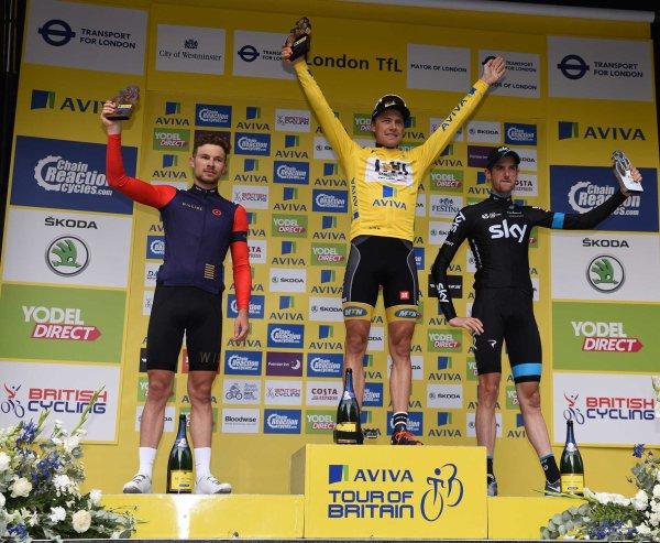 Edvald Boasson Hagen remporte le 76 ème Tour de Grande-Bretagne !...