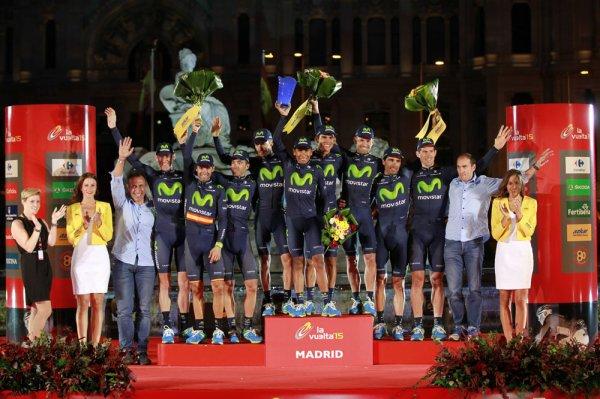 70 ème Tour d'Espagne : Le bilan au soir du dimanche 13 septembre 2015, fin de la troisième et dernière semaine de course !