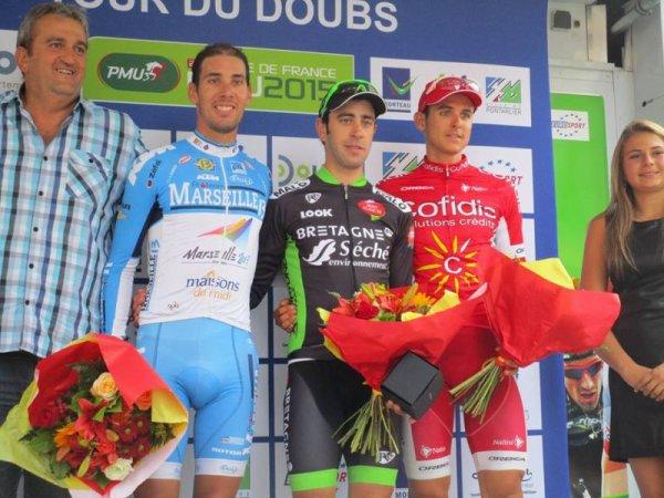 Eduardo Sepúlveda remporte le 31 ème Tour du Doubs !...