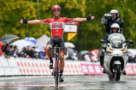 Jens Debusschere remporte le 56 ème Grand Prix de Wallonie !...