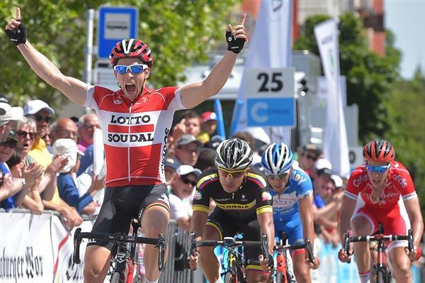 Sean De Bie remporte le 5 ème Grand Prix Impanis - Van Petegem !...