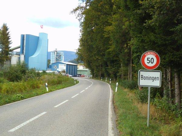 Contre-la-Montre Individuel Boningen, à Boningen, en Suisse !...