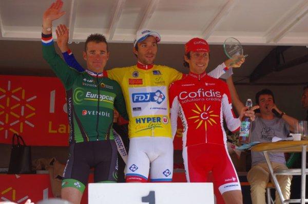 Thibaut Pinot remporte le 29 ème Tour du Gévaudan Languedoc-Roussillon !...