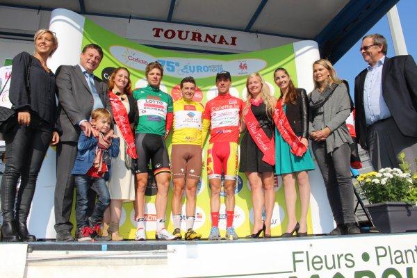 Alexis Gougeard remporte le 75 ème Eurométropole Tour !...