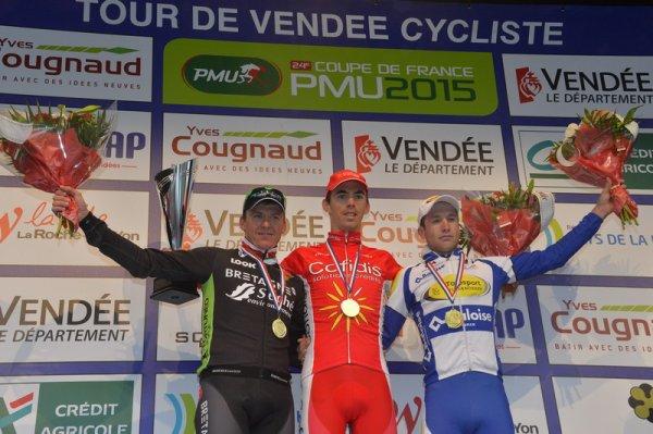 Christophe Laporte remporte le 44 ème Tour de Vendée !...