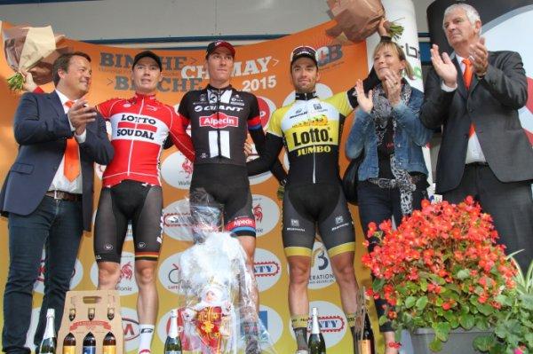 Ramon Sinkeldam remporte le 28 ème Binge - Chimay - Binge !...