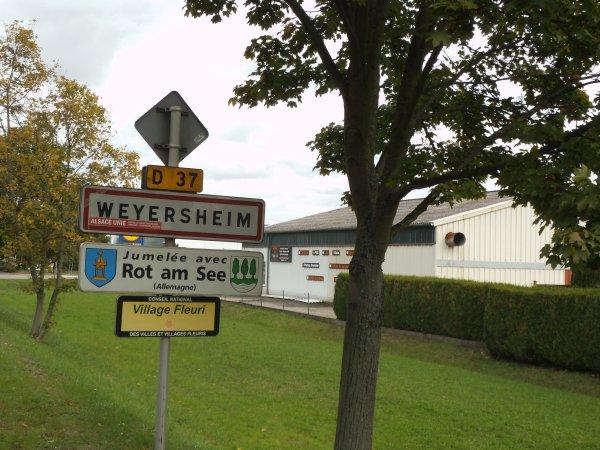 1 ère Gentleman Cartonnage d'Alsace (FFC), à Weyersheim, dans le Bas-Rhin !...