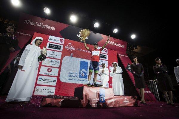 Esteban Chavez remporte le 1 er Abu Dhabi Tour !...