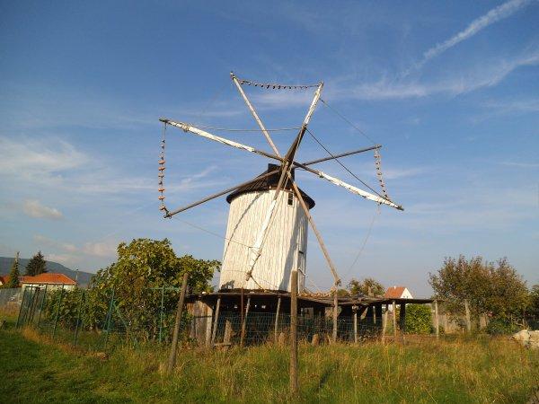Images du Haut-Rhin : Le moulin du Buhlfeld à Soultz !...