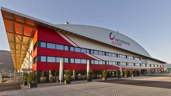 Championnats d'Europe de Cyclisme sur Piste, à Granges, en Suisse !...
