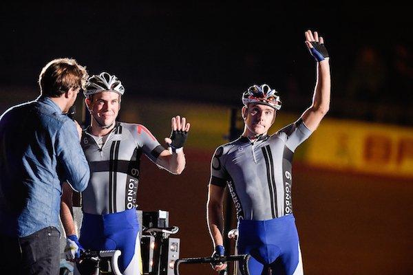 Kenny De Ketele et Moreno De Pauw remportent les 22 èmes Six Jours de Londres !...