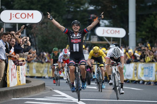 John Degenkolb remporte le 3 ème Critérium de Saitama !...