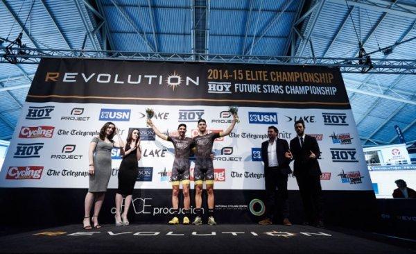 2 ème manche des « Cycling Revolution Series », à Manchester, en Angleterre (Grande-Bretagne) !...