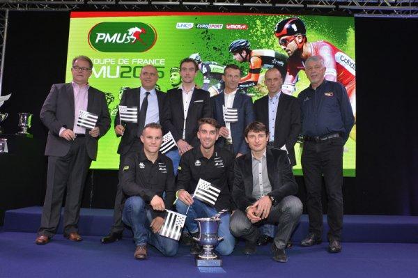 Nacer Bouhanni et Bretagne-Séché Environnement remportent la Coupe de France de Cyclisme sur Route PMU !...