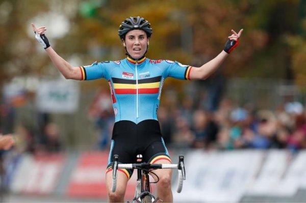 Championnats d'Europe de Cyclo-Cross, à Huijbergen, aux Pays-Bas !...