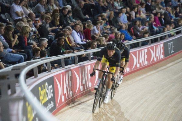 3 ème manche des « Cycling Revolution Series », à Londres, en Angleterre (Grande-Bretagne) !...