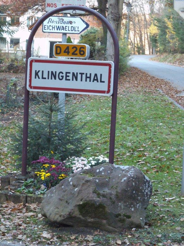 16 ème Montée du Mont Sainte Odile à la Marche Athlétique, à Klingenthal !...