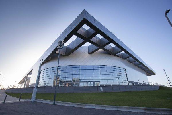 4 ème manche des « Cycling Revolution Series », à Glasgow, en Ecosse (Royaume-Uni) !...