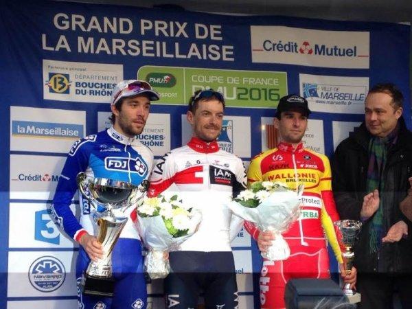 Dries Devenyns remporte le 37 ème Grand Prix d'Ouverture « La Marseillaise » !...