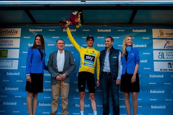 Wout Poels remporte le 67 ème Tour de la Communauté Valencienne !...