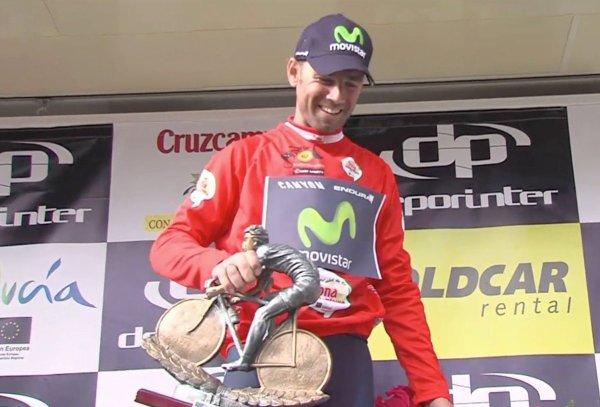 Alejandro Valverde remporte le 62 ème Tour d'Andalousie !...