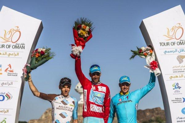 Vincenzo Nibali remporte le 7 ème Tour d'Oman !...