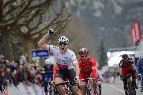 Petr Vakoč remporte la Classic Sud Ardèche - Souvenir Francis Delpech !...