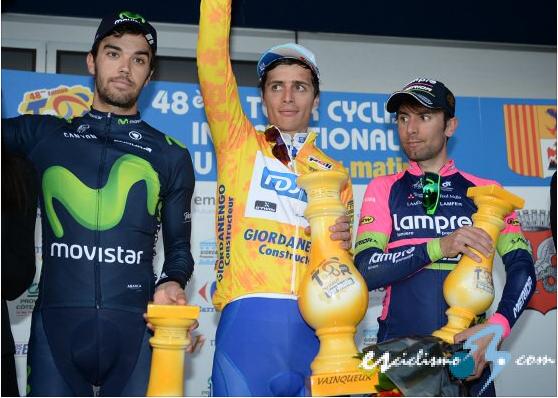 Arthur Vichot remporte le 48 ème Tour du Haut Var Matin !...