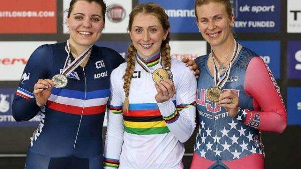 Championnats du Monde de Cyclisme sur Piste, à Londres, au Royaume-Uni !...