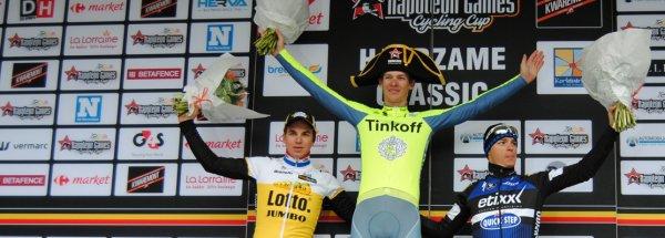 Erik Ba¨ka remporte la 6 ème « Handzame Classic » !...